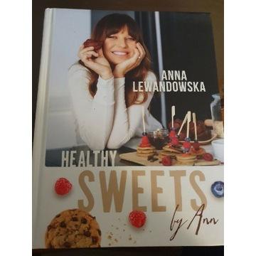 Healthy sweets by Ann Lewandowska Anna