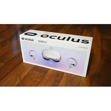Oculus Quest 2 - 128GB / Gogle VR - nowe