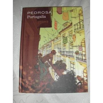 PORTUGALIA -CYRYL PEDROSA! UNIKAT!!!