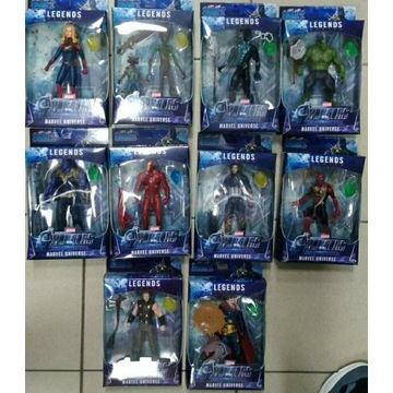 Figurki Avengers !! 5 szt !! The End Game!!