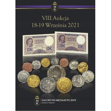 Katalog - VIII AUKCJA SNMW - 18-19 Września 2021