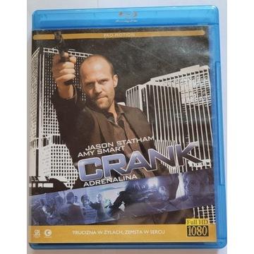 CRANK Blu-Ray Lektor PL