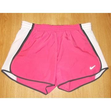 Spodenki Nike Dri-Fit Running Biegowe Bieg Odblask