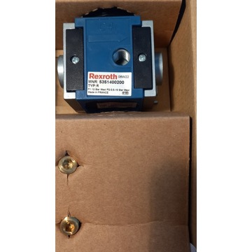 Rexroth 5351400200 Regulator ciśnienia powietrza