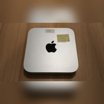 Komputer Apple Mac mini (late 2012) iOS