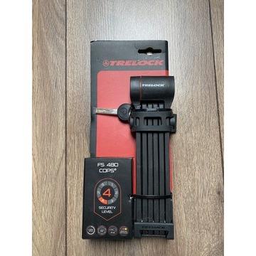 Zapięcie rowerowe Trelock FS 480 COPS L 100cm
