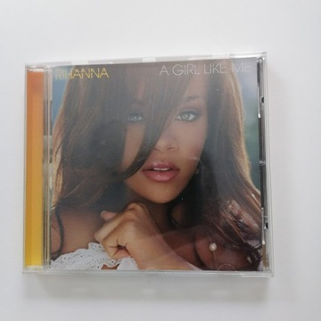 Płyta CD Rihanna - A Girl Like Me