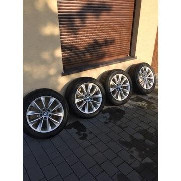 Koła zimowe RunFlat 245/50/18 oryginalne od BMW X3