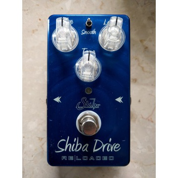 Suhr Shiba Drive Reloaded (overdrive)