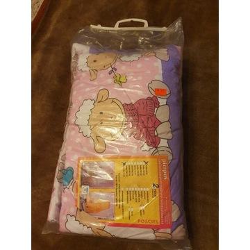 Komplet Kołderka + Poduszka Dla Dziecka