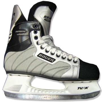 Łyżwy hokejowe BAUER Supreme 1090 - Rozmiar 45