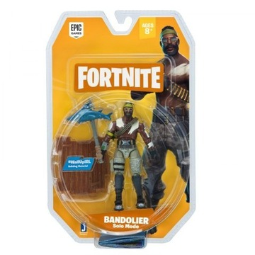 FORTNITE - FIGURKA - BANDOLIER SOLO MODE 10 CM