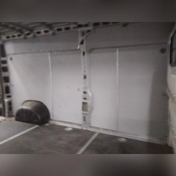 poszycie skrzyni ładunkowej do Peugot Boxer II