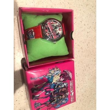 Zegarek Monster High wzór 2