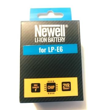 NOWA Bateria akumulator NEWELL LP-E6 do Canon