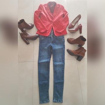 Zestaw ciuszków roz L oraz buty