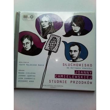 Studnie Przodków Joanna Chmielewska - Audiobook