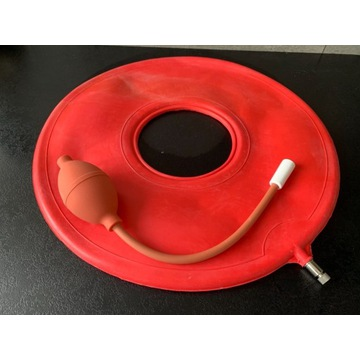 Poduszka powietrzna z gumy 43 cm RUSSKA
