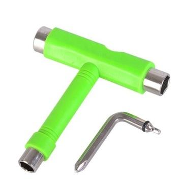 Skate Tool, klucz do deskorolki, rolek, narzędzie