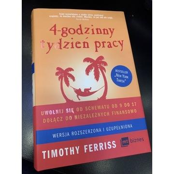 4-godzinny tydzień pracy Timothy Ferriss