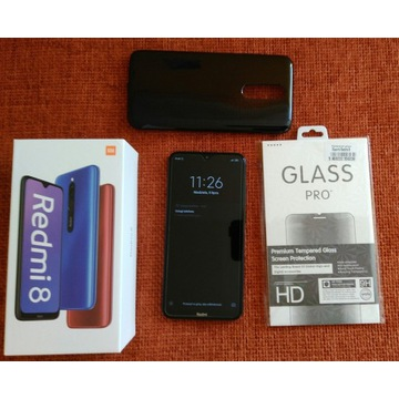 Redmi 8 3/32GB Onyx Black