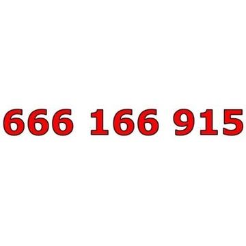 666 166 915 ŁATWY ZŁOTY NUMER STARTER