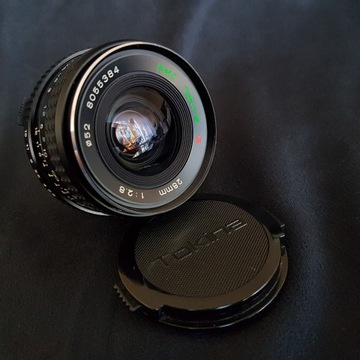 Tokina 28mm 2.5 bagnet Olympus