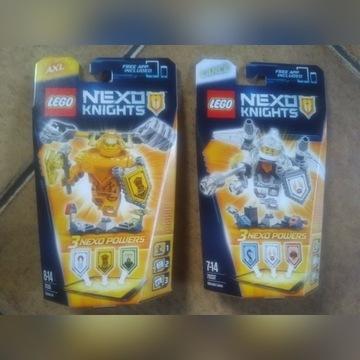 Lego Nexo Knights 70337,70336, 70335,70333,70222
