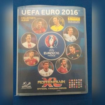 Album, puszki i karty Euro 2016