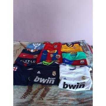 Koszulki sportowe Barcelona Real od 1 zł okazja