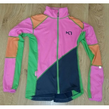 Damska bluza sportowa KARI TRAA roz xs