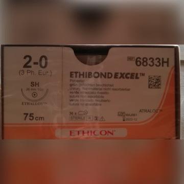 Nici chirurgiczne Ethibond 2-0 6833H