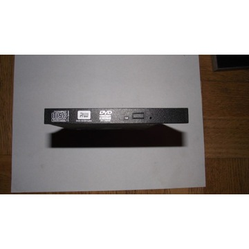Nagrywarka DVD GT80N z Dell Optiplex 7xxx + sanki