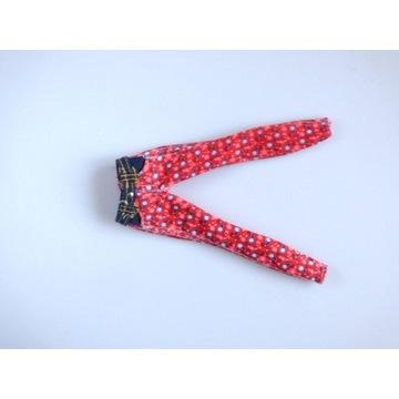 Oryginalne spodnie dla lalki Bratz Mattel ubranko