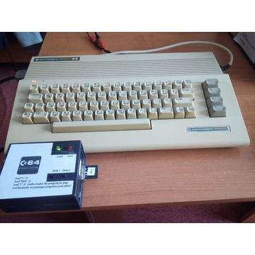 Commodore 64 + SD2IEC + gratisy