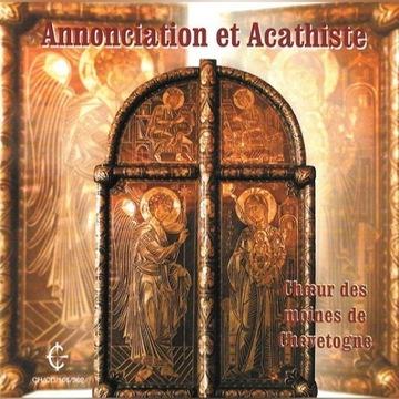 Choeur Des Moines De Chevetogne - Annonciation..CD