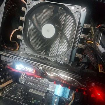 Zestaw Procesor I7 4790K _ Płyta Z97 +RAM32
