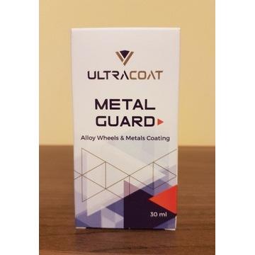 Ultracoat Metal Guard 30ml powłoka felgi koła