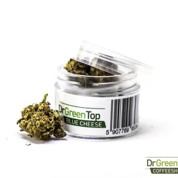 Susz CBD Dr Green Top BLUE CHEESE ~10% CBD