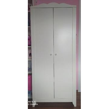 Szafa biała szerokość 170cm