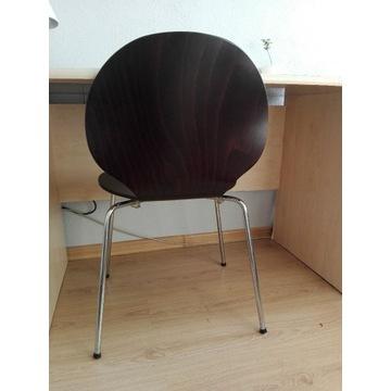 Krzesło z wysokojakościowej sklejki bukowej