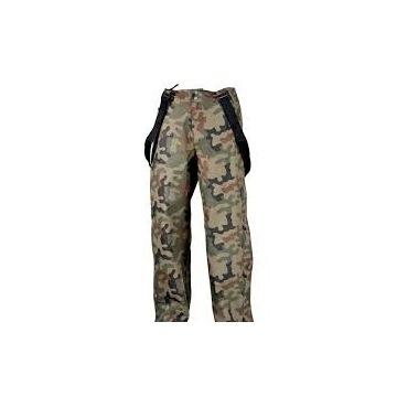 wojskowe SPODNIE GORE-TEX ubranie ochronne wz.128