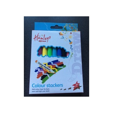 Colour stackers flamastry Hamleys