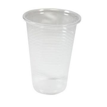 Kubeczki jednorazowe plastikowe 200ml 100szt