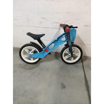Rower rowerek biegowy biegówka 10 cali