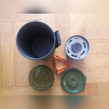 Jetboil flash kuchenka palnik piezoelektryk