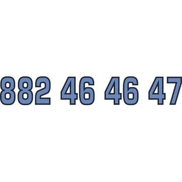 882 46 46 47 ZŁOTY NUMER STARTER T-MOBILE
