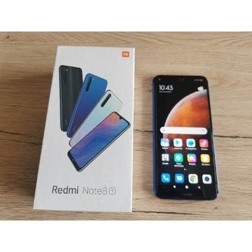 Xiaomi Redmi Note 8T Blue NFC