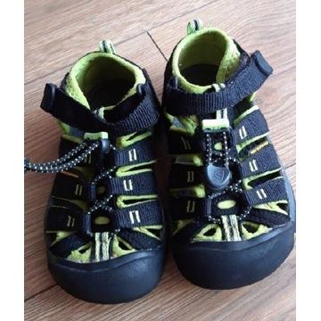 Sandały trekkingowe firmy keen r.28 18cm
