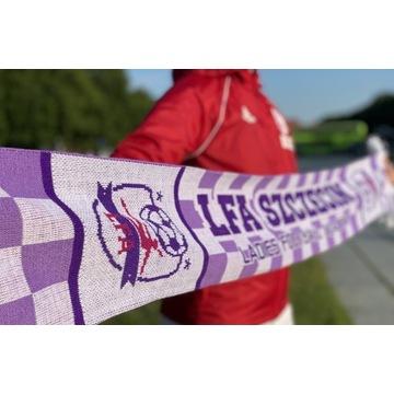 Szalik LFA Szczecin gadżet klubowy
